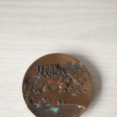 Medallas históricas: MEDALLA ISRAEL TIERRA SANTA. Lote 148708208