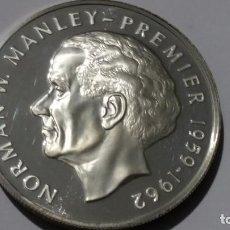Medallas históricas: JAMAICA -MONEDA- 5 DOLARES 1974 SC UNC ( P008 ). Lote 149733814