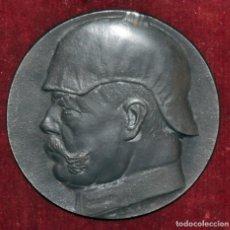 Medallas históricas: MEDALLA DE BRONCE- HINDENBURG- WELTKRIEG- 1914-15.. Lote 149900210