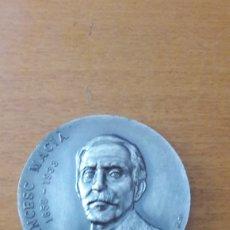 Medallas históricas: MEDALLA FRANCESC MACIA PRESIDENT GENERALITAT DE CATALUNYA. Lote 151404364