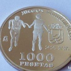 Medaglie storiche: ESPAÑA -MONEDA- 1000 PESETAS 2000 PLATA SC UNC ( P016 ). Lote 152001498