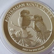 Historical Medals - AUSTRALIA - MONEDA - 1 DOLAR 2013 PLATA SC UNC ( P046 ) - 152305466