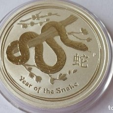 Medallas históricas: AUSTRALIA - MONEDA - 50 CENTIMOS 2013 PLATA SC UNC ( P057 ). Lote 152541574