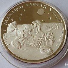 Medallas históricas: ISLAS MARSHALL - MONEDA - 50 DOLARES 1989 PLATA SC UNC ( P059 ). Lote 152542014