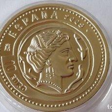 Medallas históricas: ESPAÑA - MONEDA - 10 EUROS 2008 PLATA SC UNC ( P067 ). Lote 152545962