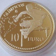 Medallas históricas: ESPAÑA - MONEDA - 10 EUROS 2004 PLATA SC UNC ( P075 ). Lote 152550402