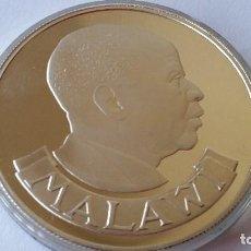 Medallas históricas: MALAWI - MONEDA - 10 KWACHA 1978 PLATA SC UNC ( P077 ). Lote 152551798