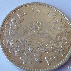 Medallas históricas: JAPON - MONEDA - 1000 YENES TOKIO 1964 PLATA SC UNC ( P083 ). Lote 152777722