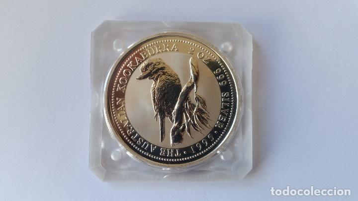 AUSTRALIA - MONEDA - 2 DOLARES - 2 ONZAS 1995 PLATA SC UNC ( P175 ) (Numismática - Medallería - Histórica)