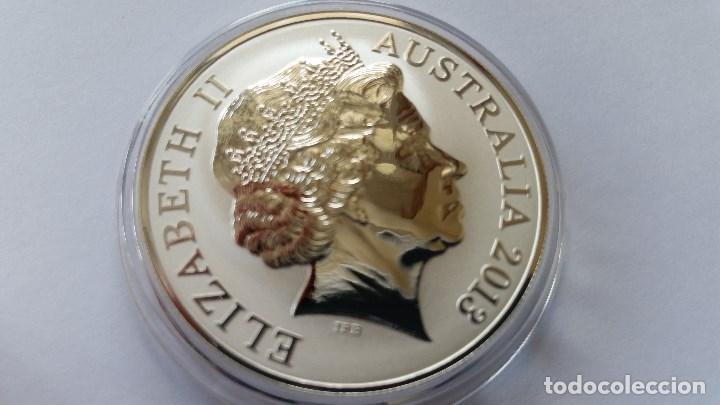 Medallas históricas: AUSTRALIA - MONEDA - 1 DOLAR 2013 PLATA SC UNC ( P179 ) - Foto 2 - 154147278