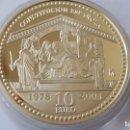 Medallas históricas: ESPAÑA - MONEDA - 10 EUROS 2003 PLATA SC UNC ( P181 ). Lote 154150098