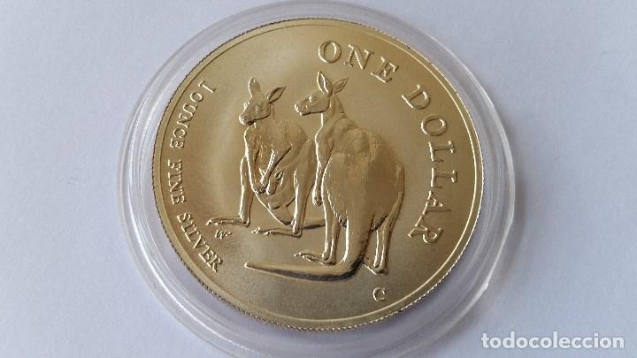 AUSTRALIA - MONEDA - 1 DOLAR 1999 PLATA SC UNC ( P183 ) (Numismática - Medallería - Histórica)