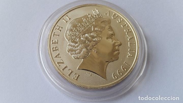 Medallas históricas: AUSTRALIA - MONEDA - 1 DOLAR 1999 PLATA SC UNC ( P183 ) - Foto 2 - 154151246
