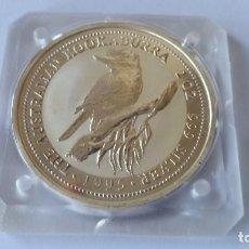 Medallas históricas: AUSTRALIA - MONEDA - 2 DOLARES - 2 ONZAS 1995 PLATA SC UNC ( P189 ). Lote 154163170