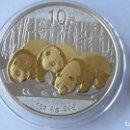 Medallas históricas: CHINA - MONEDA - 10 YUAN- 1 ONZA 2013 PLATA SC UNC ( P191 ). Lote 154166662