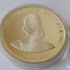 Historical Medals - ESPAÑA - MONEDA- 5 ECU 1995 PLATA SC UNC ( P194 ) - 154410658