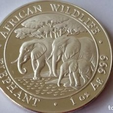 Medallas históricas: SOMALIA - MONEDA- 100 SHILLINGS 2013 PLATA SC UNC ( P203 ). Lote 154503466