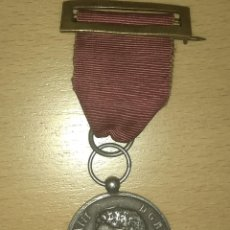 Medallas históricas: MEDALLA CORONACIÓN REY ALFONSO XIII, EN PLATA, ENVÍO GRATIS. Lote 154987306