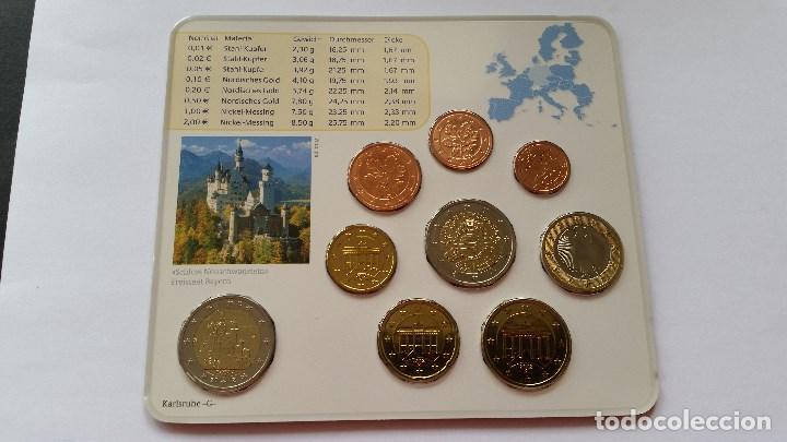 Medallas históricas: ALEMANIA - MONEDA - CARTERA EUROS 2012 ( CECA G ) SC UNC ( L029 ) - Foto 2 - 155096166