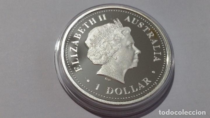 Medallas históricas: AUSTRALIA - MONEDA - 1 DOLAR 2006 PLATA SC UNC ( P248 ) - Foto 2 - 155149570