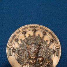Medallas históricas: MEDALLA BRONCE V CENTENARIO VALENCIA 1993. Lote 155692774