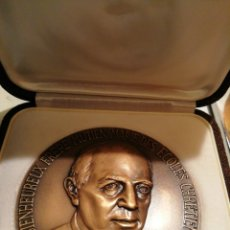 Medallas históricas: FRERE MUTIEN MARIE CORDERO SIGNUM FIDET. Lote 157870425