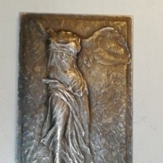 Medallas históricas: ÉDOUARD PIERRE BLIN (1877-1946) PLATA CONTRASTADA. Lote 158118501