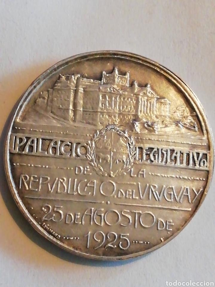 Medallas históricas: * Medalla 1978 - Palacio Legislativo - Foto 3 - 158697289
