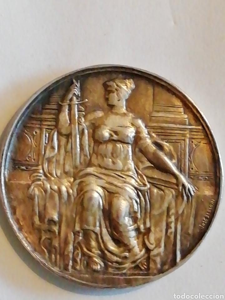 * MEDALLA 1978 - PALACIO LEGISLATIVO (Numismática - Medallería - Histórica)
