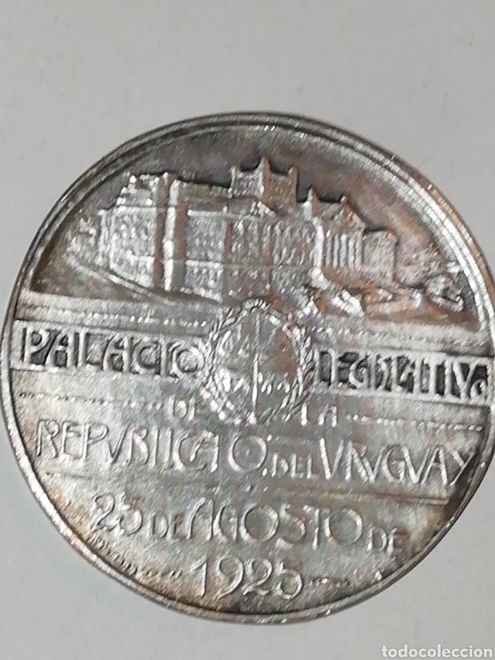 Medallas históricas: * Medalla 1978 - Palacio Legislativo - Foto 2 - 158697289