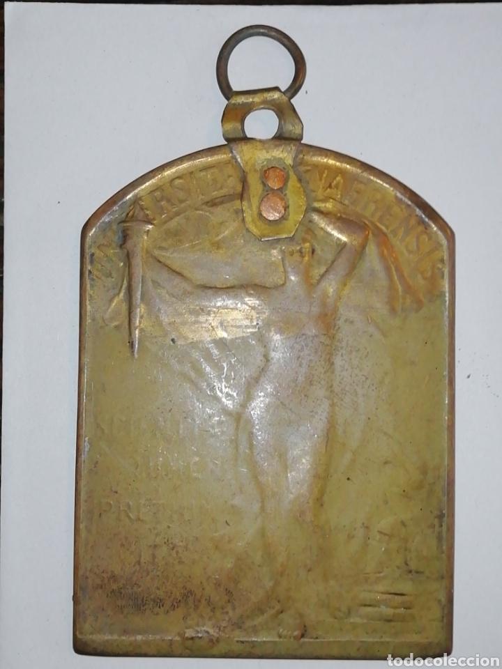 Medallas históricas: MedallasTítulo:Universidad de Buenos Aires. CentenarioEscultor:Cárcova. - Foto 2 - 158701593