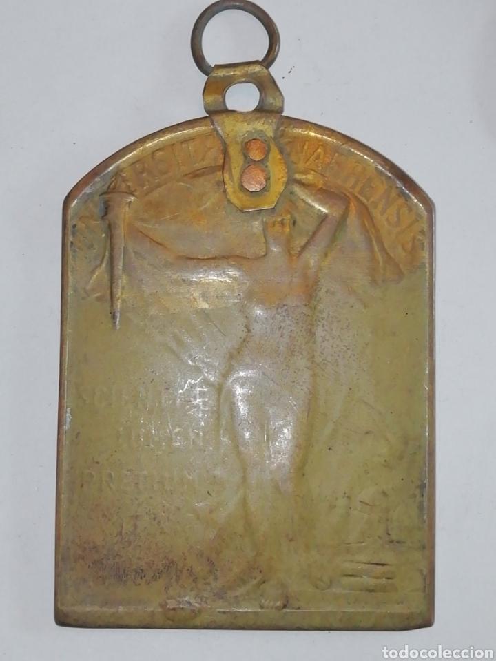 Medallas históricas: MedallasTítulo:Universidad de Buenos Aires. CentenarioEscultor:Cárcova. - Foto 4 - 158701593