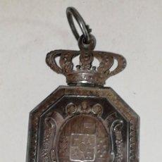 Medallas históricas: MEDALLA DE REGISTRADOR EPOCA ALFONSO XII. Lote 159110486
