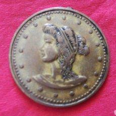 Medallas históricas: MEDALLA A IDENTIFICAR. Lote 159729917