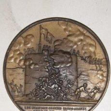 Medallas históricas: MEDALLA 1840 FRANCIA COMBAT DE MAZAGRAN, ARMÉE D'AFRIQUE, MONTAGNY MS (63). Lote 159796998