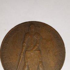Medallas históricas: MEDALLA BATALLA DE LAS NACIONES LEIPZIG 1813-1913. Lote 162612582