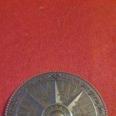 Medallas históricas: MEDALLA DE LA MARINHA DE GUERRA PORTUGUESA, CORVETAS CONSTRUIDAS NOS ESTALEIROS DE E.N. BAZAN, 1975. Lote 165114601