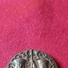 Medallas históricas: MEDALLA INSTITUTO DE ESTUDIOS DE ADMINISTRACIÓN LOCAL HECHA POR MANOLO PRIETO REYES CATÓLICOS. Lote 165190596