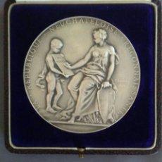 Medallas históricas: PLATA MEDALLA ANTIGUA.. Lote 165243250