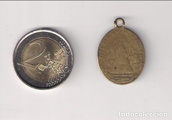 MEDALLA 1883 LEYENDA ANVERSO: VIVA MARIA VIVA EL ROSARIO. REVERSO: ROMERIA DE MOYA Y COMARCA (MD103) (Numismática - Medallería - Histórica)
