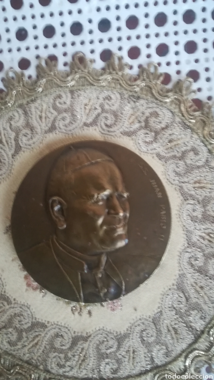 MEDALLON CONMEMORATIVO DE 1982 (Numismática - Medallería - Histórica)