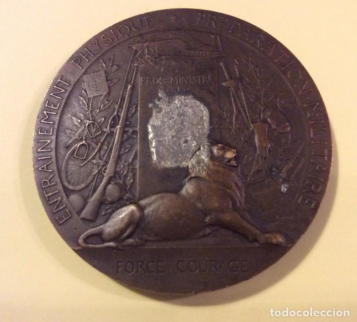 Medallas históricas: MEDALLA PACEM PARA BELLVM 1911 PRO PATRIA BRONZE PATINADO - Foto 2 - 165587798