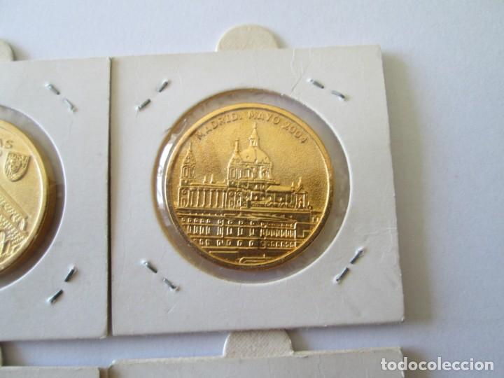 Medallas históricas: LOTE DE 4 MEDALLAS DE BODAS REALES - Foto 7 - 165797498