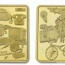 Medallas históricas: LINGOTE INVENTOS EPICOS CREADOS X ALEMANES. Lote 167588001