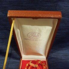 Medallas históricas: MEDALLA DE LA ACADEMIA DE BELLAS ARTES Y BUENAS LETRAS DE VÉLEZ DE GUEVARA. Lote 168223754