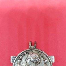 Medallas históricas: MEDALLA DE LA CAMPAÑA DE ÁFRICA PLATA 1860. Lote 156702526