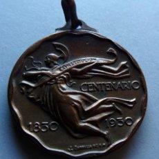 Medallas históricas: MEDALLA CONMEMORATIVA DEL CENTENARIO JURA DE LA CONSTITUCIÓN DE LA REPÚBLICA O.DEL URUGUAY 1830. Lote 170359688