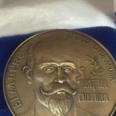 Medallas históricas: MEDALLA CONMEMORATIVA CENTENARIO ATENEO PUERTORRIQUEÑO 1876 1976 ACOSTA TAPIA ACUÑA ELZABURU ESTUCHE. Lote 171847904