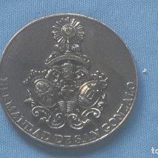 Medallas históricas: SEMANA SANTA SEVILLA - HDAD SAN GONZALO - MEDALLA 50 ANIVERSARIO DE SU FUNDACION 8 CM.. Lote 172452054