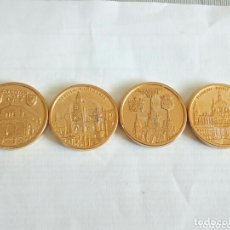 Medallas históricas: MEDALLAS DE LAS BODAS REALES ESPAÑOLA. Lote 174085008